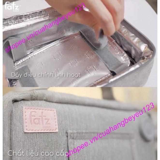Túi ủ ấm khăn giấy ướt cổng USB tiện lợi an toàn cho Bé Fatzbaby Fatz WARM 2 - FB7000SL