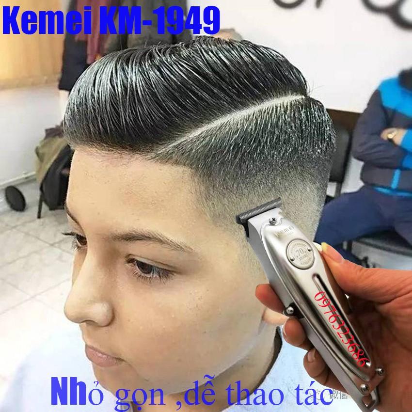 Tông đơ chấn viền, Tông đơ cắt tóc trẻ em, tông đơ cắt tóc người lớn, tông đơ cắt tóc gia đình đa năng, tông đơ cắt tóc chuyên nghiệp, Tông đơ cắt tóc chuyên nghiệp kemei 032, rẻ hơn philips, codos, wahl, jichen