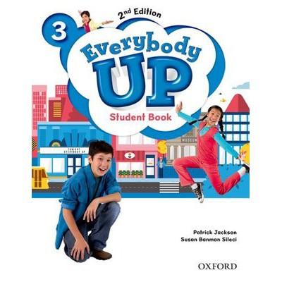 Bộ sách tiếng Anh EVERYBODY UP 3 2ND EDITION (Trọn bộ 2 cuốn)