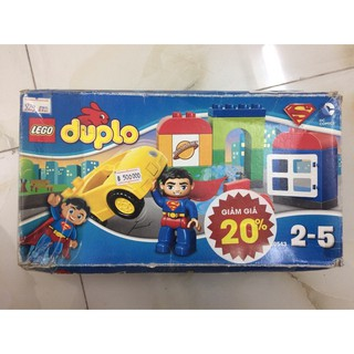 Lego Duplo 10543