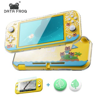 Data Frog Ốp Bảo Vệ Máy Chơi Game Nintendo Switch Lite Chất Lượng Cao nintendo switch thumbnail