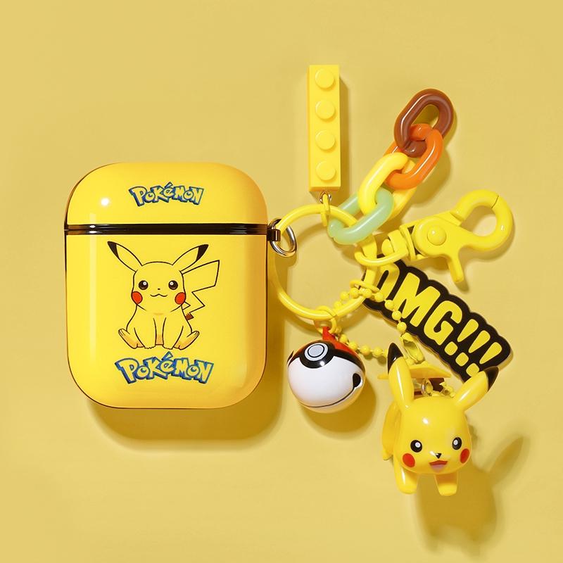 airpods ฝาครอบป้องกัน pikachu airpods 2 รุ่น