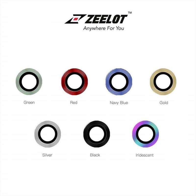 Kính Lens Bảo Vệ Camera iPhone 12/12Mini chính hãng Zeelot | Shopee Việt Nam
