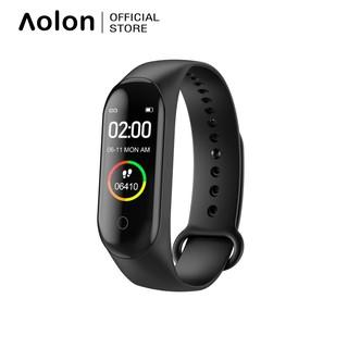 Đồng hồ thể thao thông minh Aolon M4 giám sát sức khỏe nhịp tim