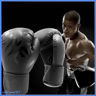 Găng Tay Boxing Chất Liệu Da Pu Cho Nam Và Nữ