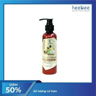 Dầu xả Gừng giảm gãy rụng Heebee Ginger Hair Conditioner 200ml thumbnail