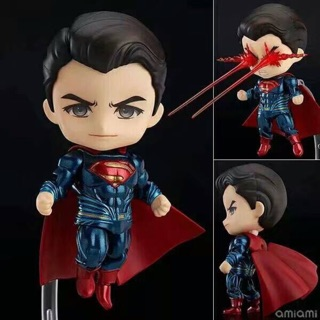 Bộ đồ chơi mô hình Superman Justice Edition No.643
