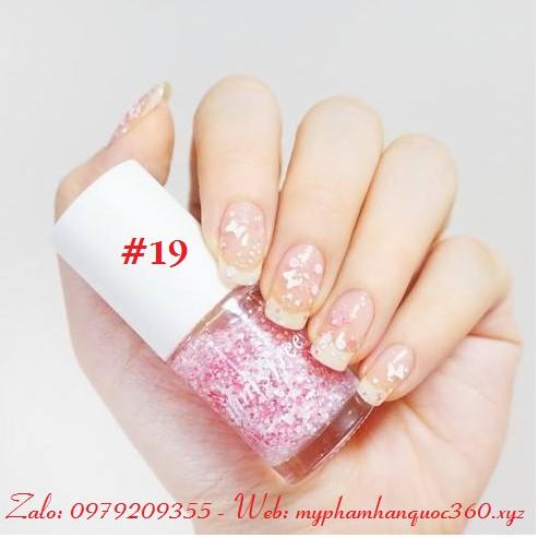Sơn Móng Tay – Innisfree Real Color Nail - Màu số 19
