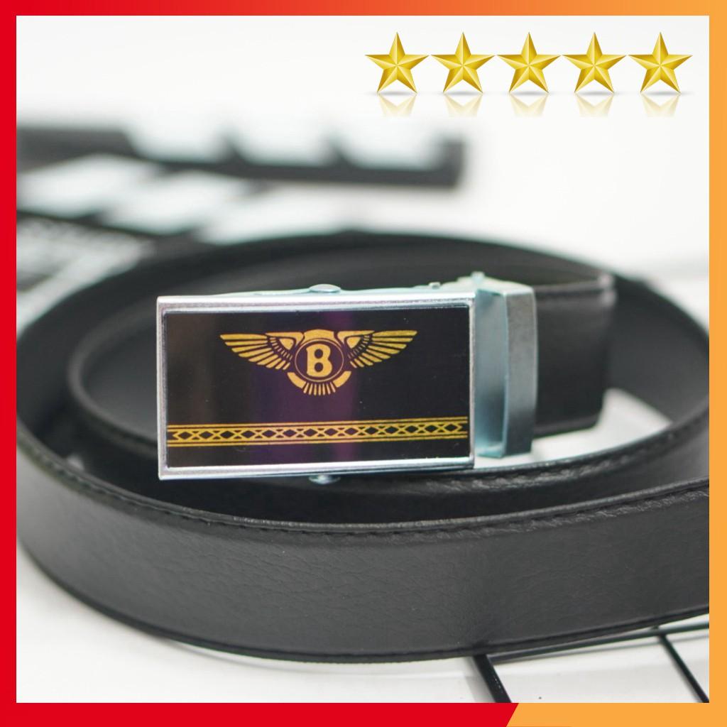 Thắt lưng dây nịt da nam GIÁ SỈ cao cấp - Quà tặng quý ông logo VIP Benley