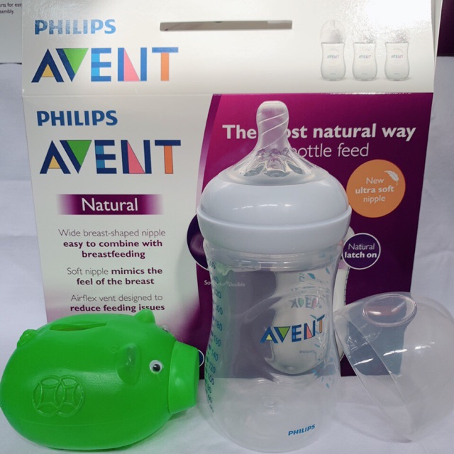 Bình sữa Philips Avent 260ml của Mỹ