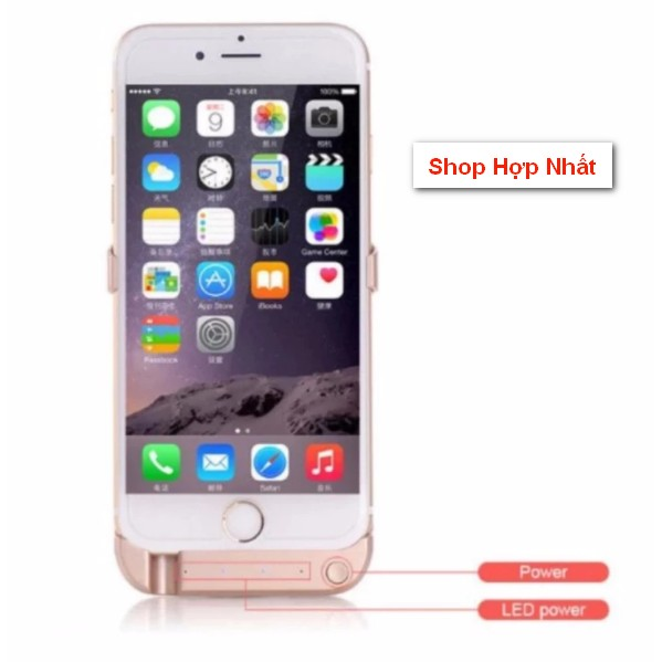 Ốp lưng kiêm pin sạc dự phòng cho iPhone 6 ,6s - 2874540 , 314686790 , 322_314686790 , 186000 , Op-lung-kiem-pin-sac-du-phong-cho-iPhone-6-6s-322_314686790 , shopee.vn , Ốp lưng kiêm pin sạc dự phòng cho iPhone 6 ,6s