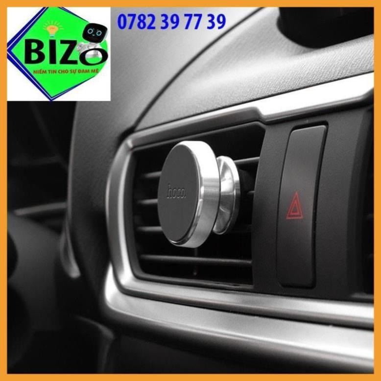(CAO CẤP - CHÍNH HÃNG ) Bộ hít nam châm trên ô tô HOCO CA47, Giá đỡ điện thoại trên ô tô