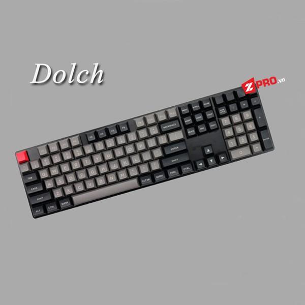 Bộ Keycap PBT DSA Dolch 108 phím