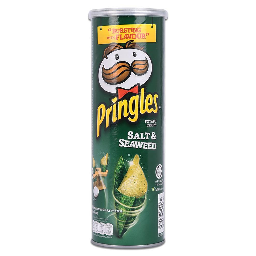 Snack Pringles khoai tây chiên Vị Rong Biển 110g - 3448777 , 798874249 , 322_798874249 , 32300 , Snack-Pringles-khoai-tay-chien-Vi-Rong-Bien-110g-322_798874249 , shopee.vn , Snack Pringles khoai tây chiên Vị Rong Biển 110g
