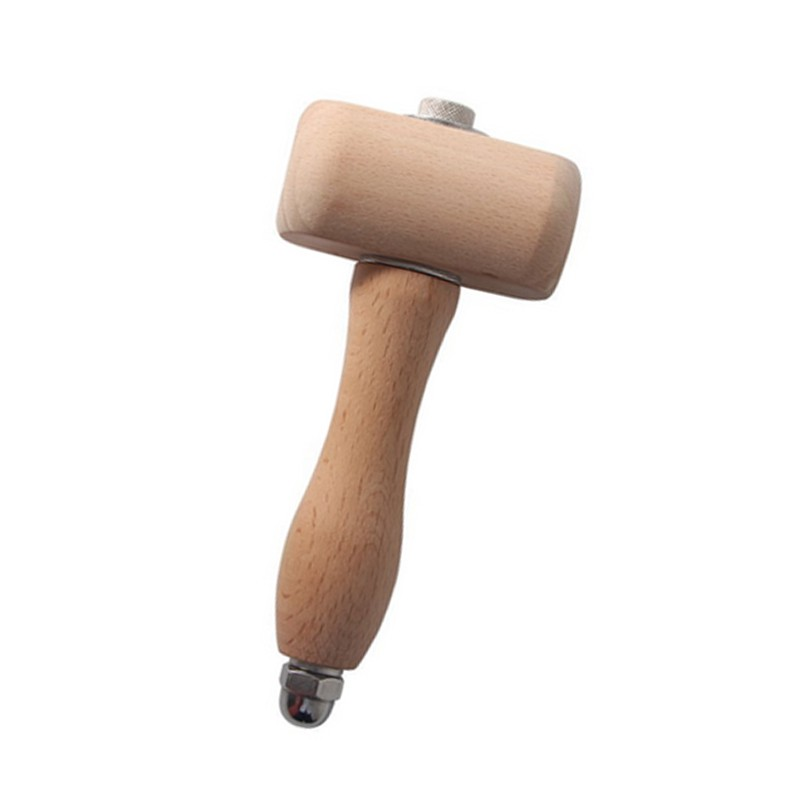 IE❤Wood Carving Mallet Leather Craft Working Carvers Hammer Tool Woodwork Carpentry