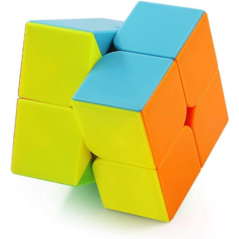 Rubik nhựa xoay 2×2