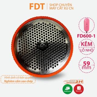 Nắp chụp máy cắt lông xù công nghiệp – nắp màng sắt máy cắt lông xù FD600