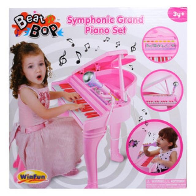 Đàn Piano Winfun kèm mic 2045G