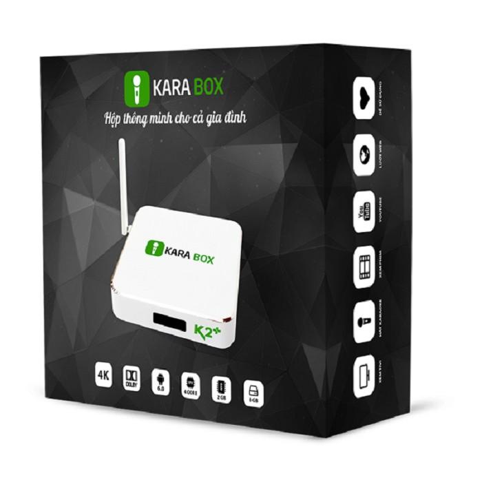 Android tivi box KARA BOX K2 Plus