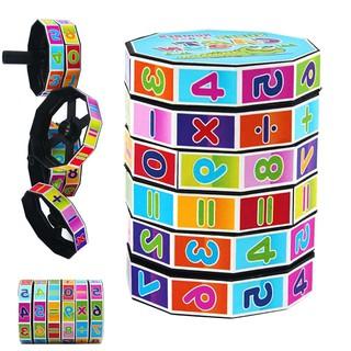 Rubik học toán cho bé 2380 diệu phan