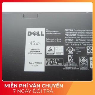 [BH 12TH] Pin Laptop Dell Latitude E7240 E7250 45WH