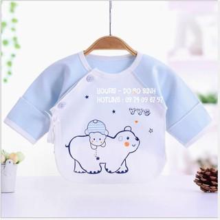 Áo sơ sinh cho bé – Quần áo bé sơ sinh