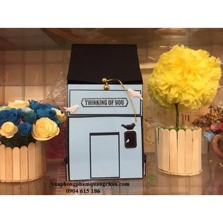 Hộp love box chủ đề Ngôi nhà