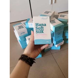 Dung dịch vệ sinh phụ nữ Hana Soft Silk chính hãng 2