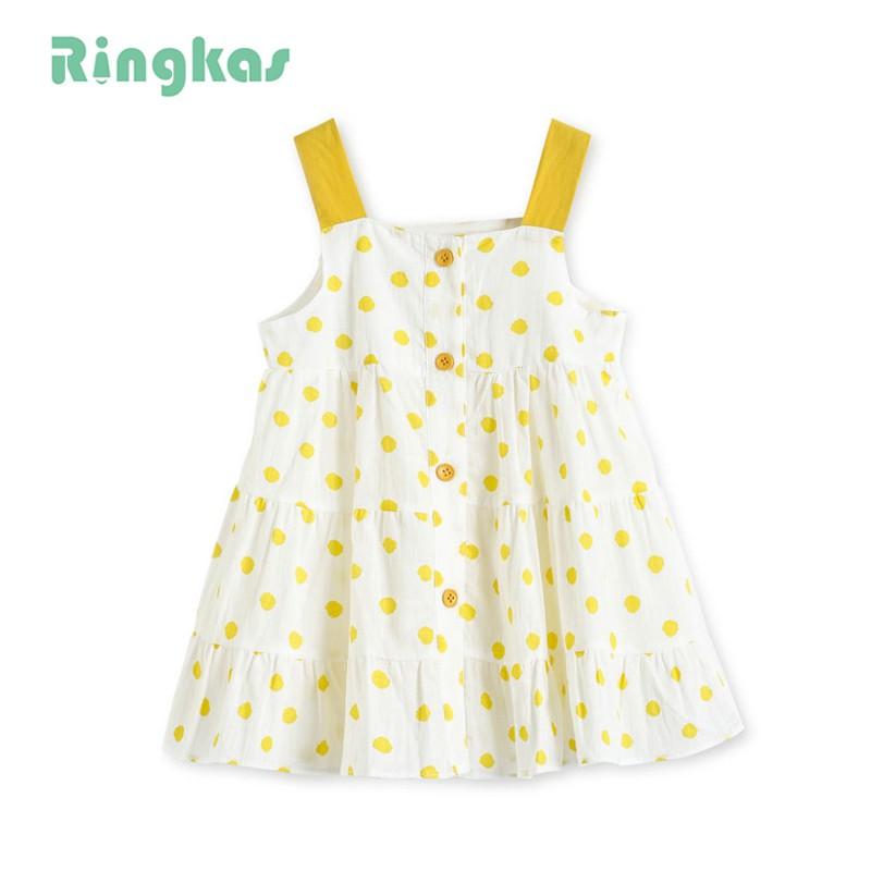 váy hè bé gái dễ thương váy công chúa cho bé váy bé gái đầm em bé váy bé gái váy đầm váy cotton