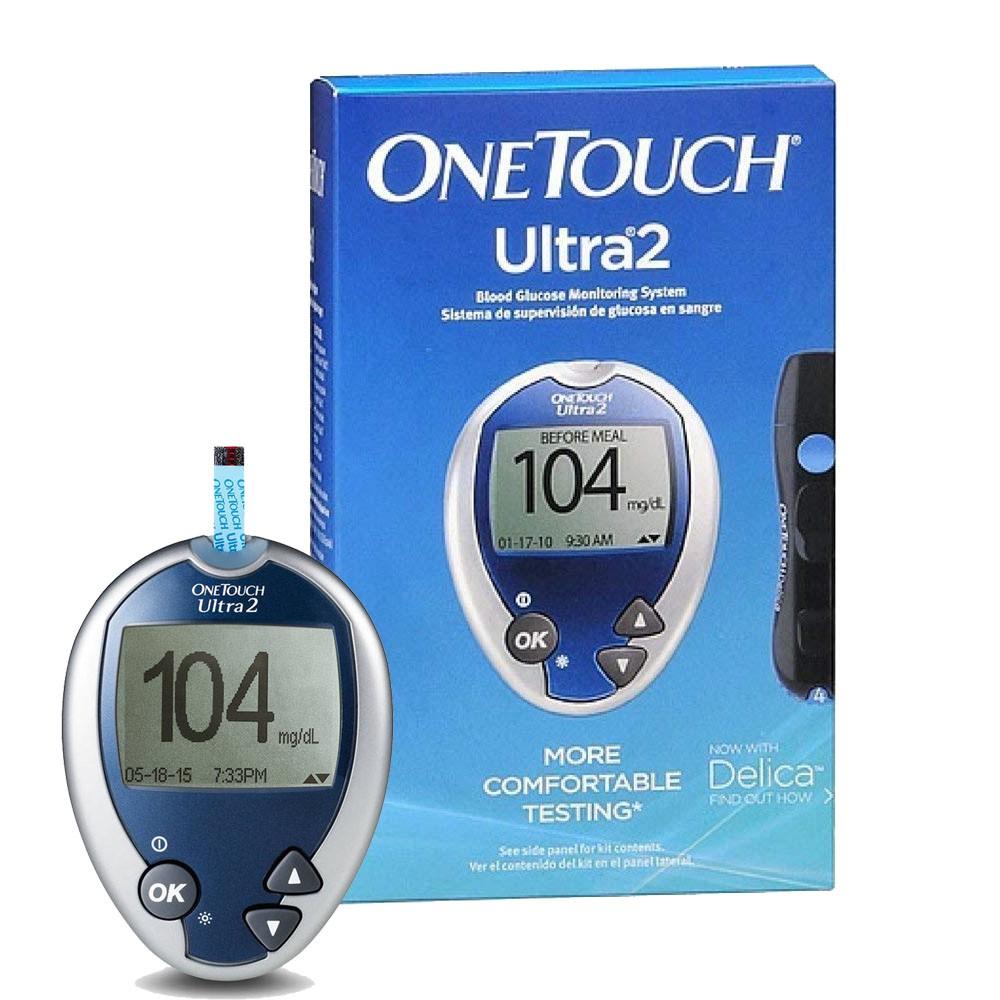 Máy đo đường huyết Johnson & Johnson One Touch Ultra 2 - 3319175 , 1309113118 , 322_1309113118 , 1800000 , May-do-duong-huyet-Johnson-Johnson-One-Touch-Ultra-2-322_1309113118 , shopee.vn , Máy đo đường huyết Johnson & Johnson One Touch Ultra 2