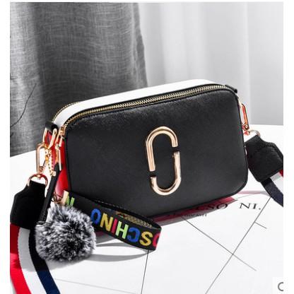 Túi đeo chéo nữ dây quai bản to chắc chắn kiểu dáng thời trang - 3118490 , 1034481144 , 322_1034481144 , 265000 , Tui-deo-cheo-nu-day-quai-ban-to-chac-chan-kieu-dang-thoi-trang-322_1034481144 , shopee.vn , Túi đeo chéo nữ dây quai bản to chắc chắn kiểu dáng thời trang