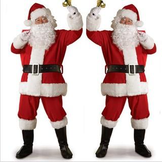 Trang phục hóa trang ông già Noel