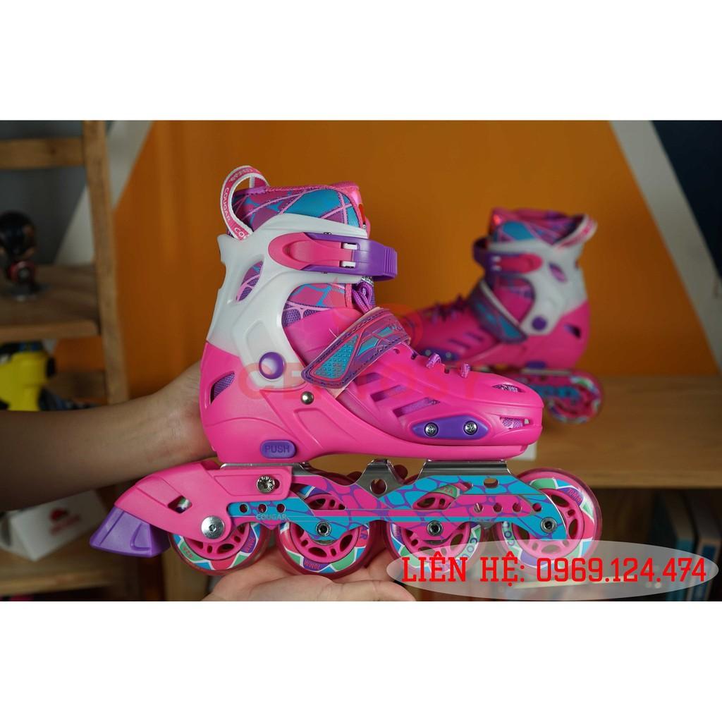 Giày Patin Cougar CR1 Tặng kèm thêm túi chuyên dụng đựng giày patin