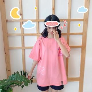 Hình ảnh Áo Thun TSUN - Candy - Hồng-3