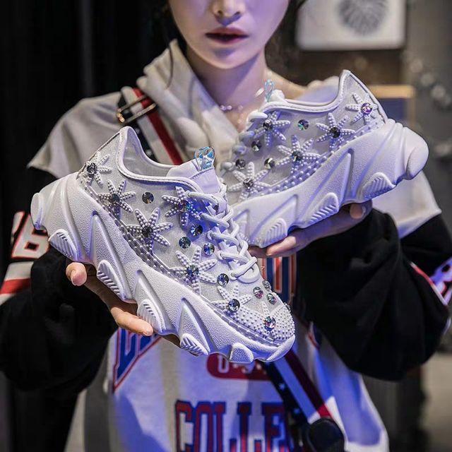 Giày ulzzang mẫu mới sang rẻ đẹp kèm hình thật
