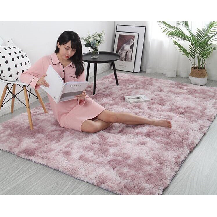 Thảm lông trải sàn Thảm lông chụp ảnh mẫu mới 2121
