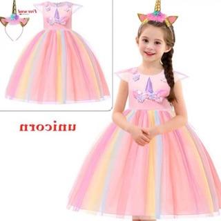 Đầm pony-đầm hồng công chúa nhiều màu cho bé gái