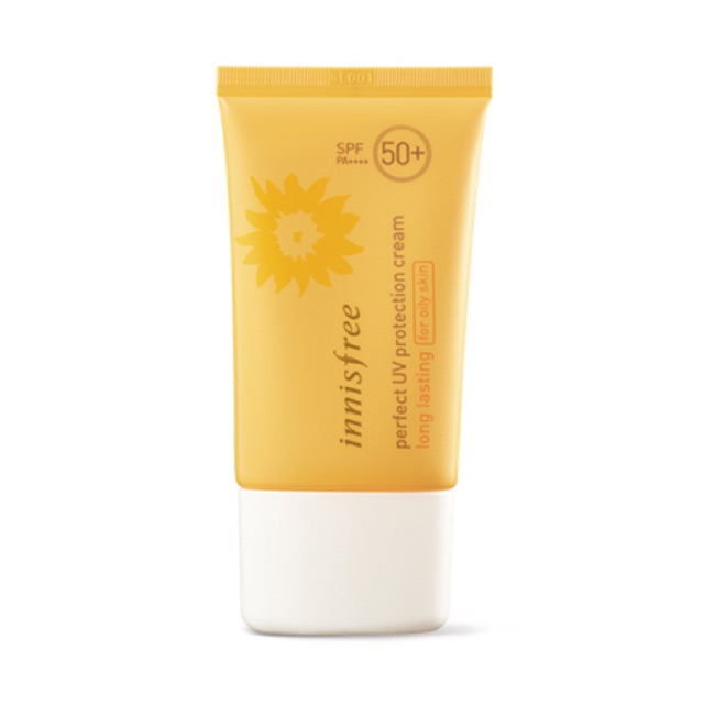 Kem chống nắng Innisfree Long lasting sale 50%