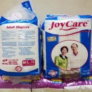 giảm giá bỉm người già Joycare Thạch Thảo Paby's M/L. Bộ 4 gói(44 miếng)