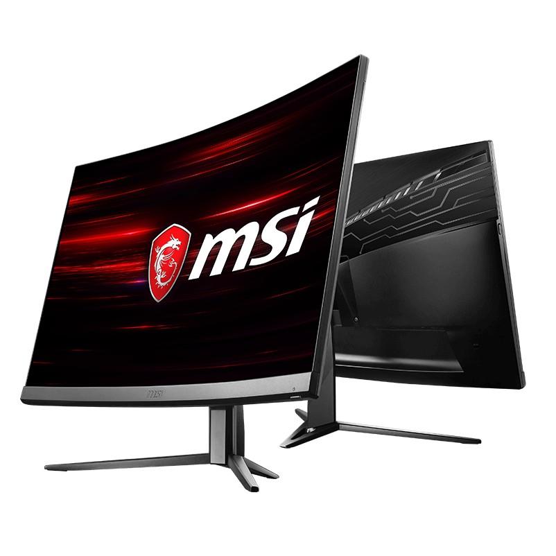 Màn hình máy tính LCD 27inch cong tràn viền MSI Optix MAG271C