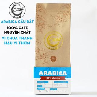 Cà phê bột Arabica rang xay nguyên chất 250gr – Casa Coffee