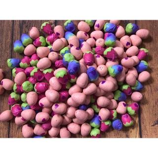 Trứng đồ chơi Hatchmails hoa hồng