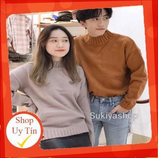 Áo len đôi phong cách Hàn Quốc 2020
