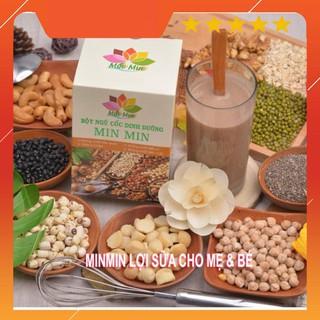 Ngũ Cốc Lợi Sữa Min Min 01Kg - Bột Ngũ Cốc Lợi Sữa MinMin thumbnail