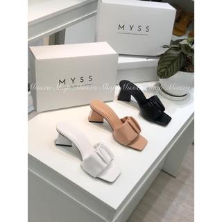 Giày sục ngang quai nhún Myss - SU53 thumbnail