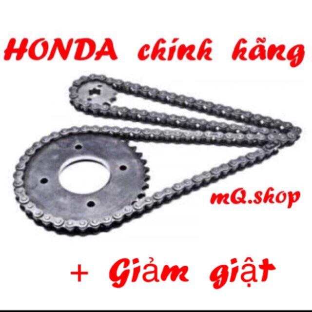 Combo bộ nhông xích đĩa xe máy HONDA và giảm giật xích xe máy - 10059215 , 656288132 , 322_656288132 , 180000 , Combo-bo-nhong-xich-dia-xe-may-HONDA-va-giam-giat-xich-xe-may-322_656288132 , shopee.vn , Combo bộ nhông xích đĩa xe máy HONDA và giảm giật xích xe máy