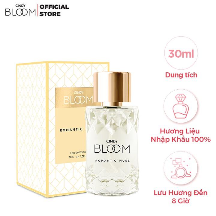 Nước Hoa Cindy Bloom Romantic Muse 30ml Chính Hãng