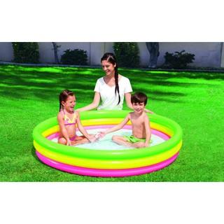 Hồ bơi Intex cho bé có thể tập bơi và làm quen với nước tại nhà(114x25cm) SP60085