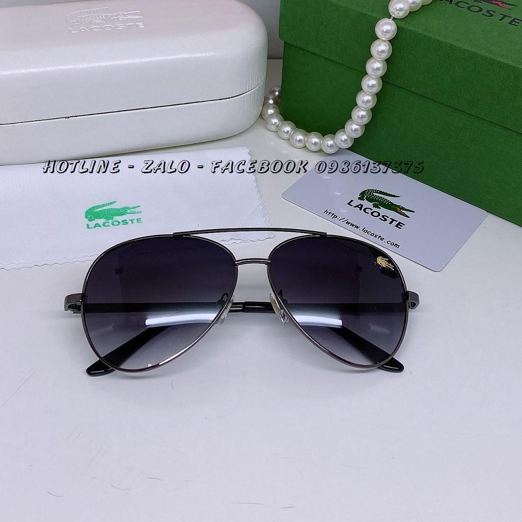 Kính Nam Lacoste Khói LC52 Full Box