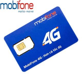 SIM 4G MOBIFONE MDT250A trọn gói 1 năm miễn phí không nạp tiền ( 4GB/tháng) dùng cho điện thoại,máy tính bảng,wifi